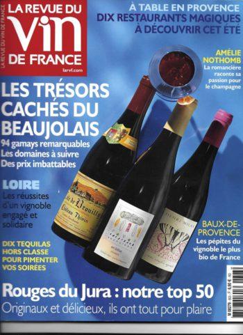 la revue du vin de france beaujolais