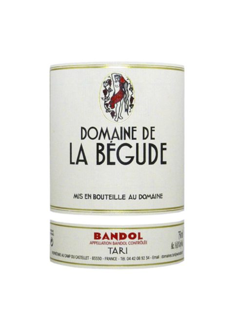 domaine begude rouge